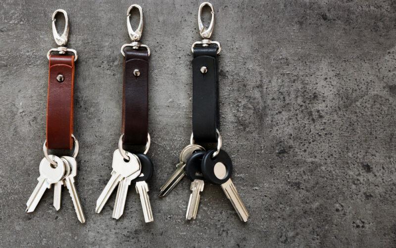 sleutel hanger